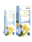 OB3 – Jarabe drenante 250 ml