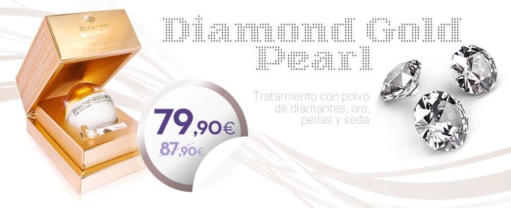 Diamond Gold Pearl de Alissi Bronte